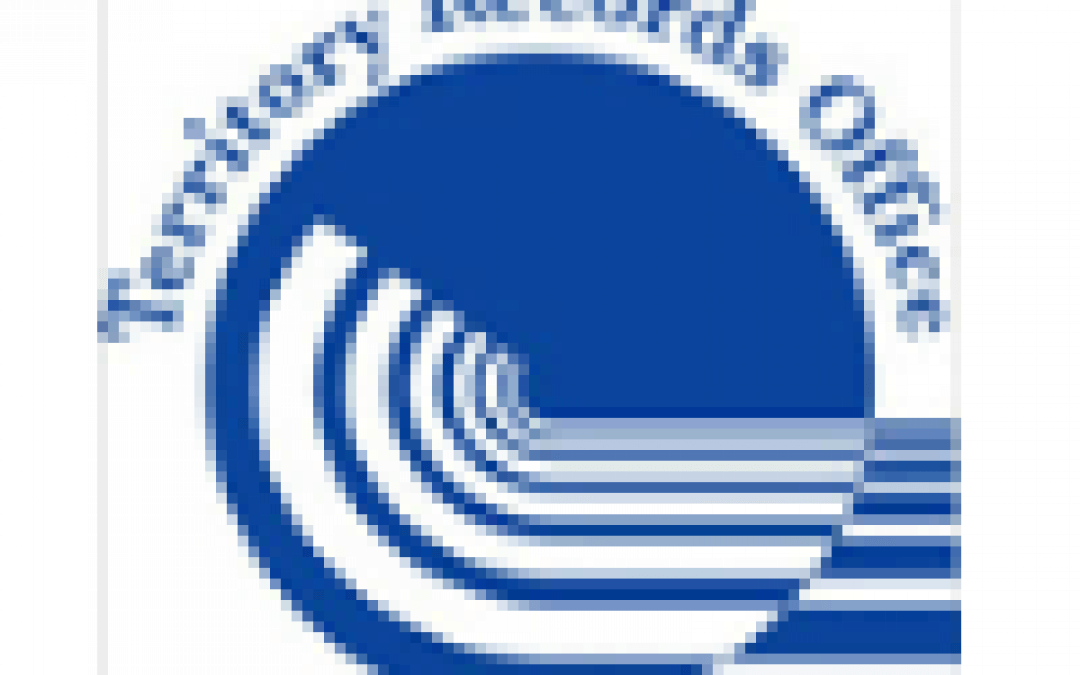 Territory Records Office builds whole of government tools